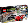 Lego Speed Champions 75874 Chevrolet Camaro Drag Race, Novo!