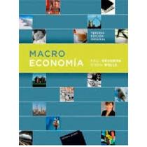 Macroeconomía. Introducción A La Economía. Paul Krugman