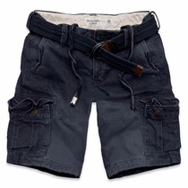 Shorts,bermuda Abercrombie & Fitch,original-á Pronta Entrega