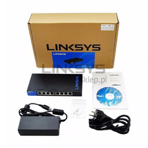 Linksys Switches Gigabit Administrable Poe 8 Puertos Lgs308p