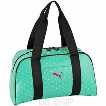 Bolso Puma A Lunares Verde Handbag Spirit