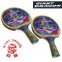 Paleta Ping Pong 5 Estrellas, Nivel Deportivo, El Par (dos)