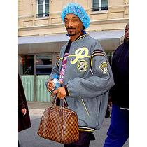 Bolsa Snoop Dogg Unisex Original Couro De Boi Sedex Gratis