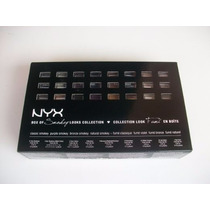 Maquillaje Nyx Makeup Set Smokey Look Collection #s114