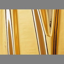 Adesivo Contact Metalizado Espelhado Dourado 45cm X 10 Mts