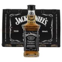 Miniatuara Jack Daniels Garrafa Vidro ( Original)