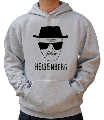 ba00d7dc9 Moletom Heisenberg - Breaking Bad - Canguru Blusa Capuz! - R  67