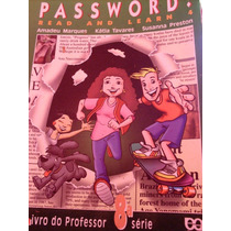 Password: Read And Learn 4 - Amadeu Marques, Kátia Tavares E