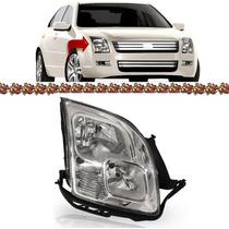 Farol Ford Fusion Lado Direito 2006 2007 2008 2009