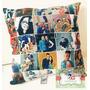 Almofada Personalizada Com Foto Frente E Verso