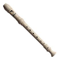 Flauta Doce Stagg Soprano Barroca Recbar C/capa Grupomuraro