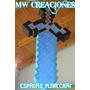Piñatas Mw Creaciones Estilo Minecraf Mt