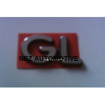 Emblema Gl (escort) - Linha Ford 97/00 - Nbz Automotive