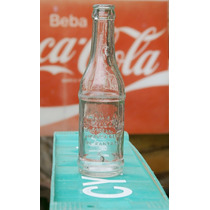 Garrafas Antigas - Refrigerante Cyrillinha (alto Relevo)