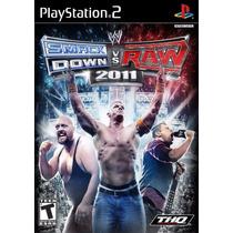 Patch Wwe Smackdown Vs Raw 2011 Ps2 Frete Gratis