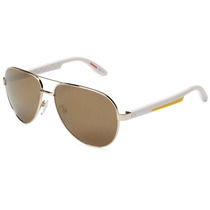 Lentes Carrera Sol Sunglasses Blancos Modelo: Ca5009s