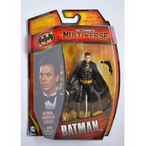 Figura Batman Sin Mascara 1989 Michael Keton Escala 1:18