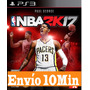 Nba 2k17 Ps3 Digital Incluye Pase Online<br><strong class='ch-price reputation-tooltip-price'>$ 11.900</strong>