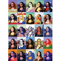 Rompecabezas Mona Lisa Giovanopoulos 1000 Pzs. Ricordi 25051