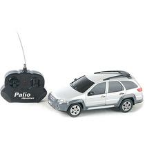 Fiat Palio Adventure Controle Remoto 1:18 Cks Branco