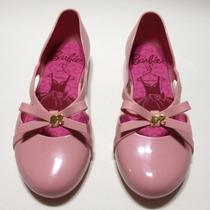 Sapatilha Infantil Grendene Barbie Ballet