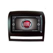 Central Multimídia Fiat Idea Kit Dvd Premium Completa