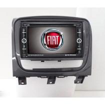 Central Multimídia Fiat Idea Kit Dvd M1 Premium Completa
