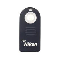 Disparador Ir Sem Fio Ml-l3 Para Câmeras Nikon Só Hoje