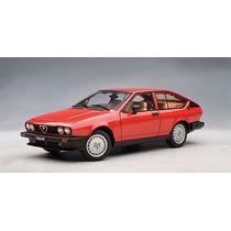 1980 Alfa Romeo Alfetta Gtv 2.0-1980 - 1:18 Autoart Raridade