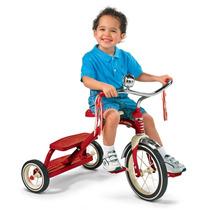 Triciclo Velocípede Infantil Bicicleta 3 Rodas Radio Flyer