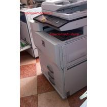 Copiadora Sharp Mxm753 Impresora Escaner Usb Copiadora