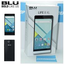 Celular Smartphone Blu Life 8 Xl Pantalla Hd Camara 8mp 2sim