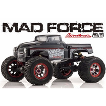 Automodelo Mad Force Kruiser Kyosho 2.0 Monster Truck 31229b