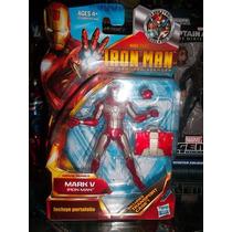 Iron Man Mark V Marvel Estilo Universe