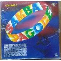 Vinilo Varios Artistas Samba Pagode Musica De Brasil