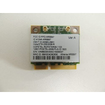 Placa Wireless Acer Aspire 5750z - 4491 Original