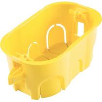 Caixa Pvc Embutir 4x2 Drywall Gesso Tramontina