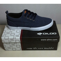 Zapatos Casual Deportivo Qiloo Vans Caballero Juvenil