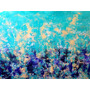 Cuadro Pintura En Acrilico Sobre Tela Estilo Abstracto_an&av