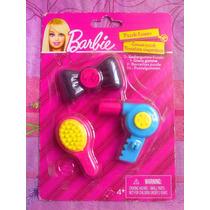 Barbie Set De Borradores De Artculos De Belleza