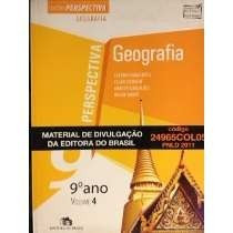 Manual Do Professor - Perspectiva Geografia 9° Ano - Vol 4