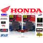 Pastilla De Freno Ebc Delantera Honda Vfr 400 R3l/r3m (nc30)