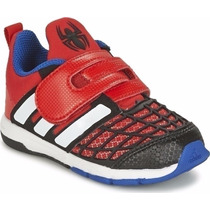 Zapatillas Adidas Nene Bebe Lk Spiderman Cf I
