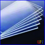Placa Acrilico Transparente 20x20cm 10mm / Envio Imediato *