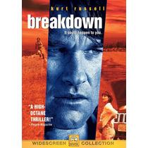 Breakdown , Sin Rastro , Película Importada Discos En Dvd
