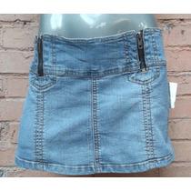 Minifalda Con Short Cavaries Talla Chica 26 Mexico De Mezcli