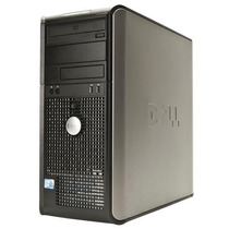 Computador Dell Optiplex 760 Core2duo,4gbmemoria Ram,250gbhd