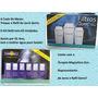 Kit Refil Do Filtro Magnético E Photon Da Jarra Gorre