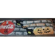 Anuncio Coca Cola Refresca Tu Hallowen Vintage De Los 80