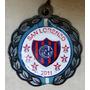 Antigua Medalla San Lorenzo De Almagro 2011 Dije Esmaltada